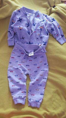 Trening/compleu bebe size 86 H&M