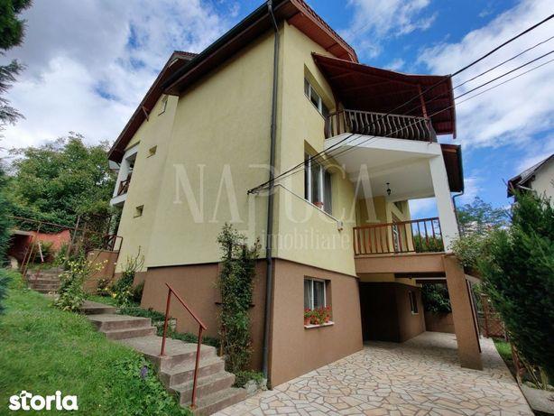 Casa individuala cu 6 camere si 1200 mp teren in cartierul Grigorescu!