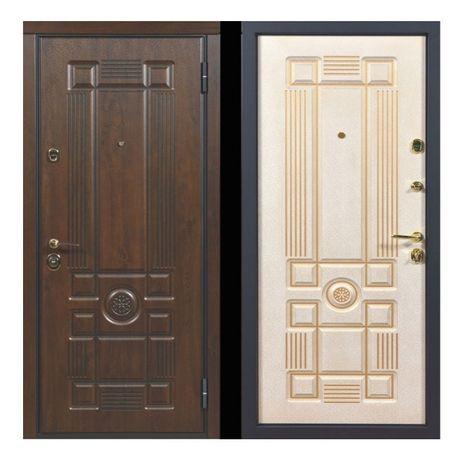 Дверь Цезарь М950, М950/1 двухств, улица, в рассрочку!
