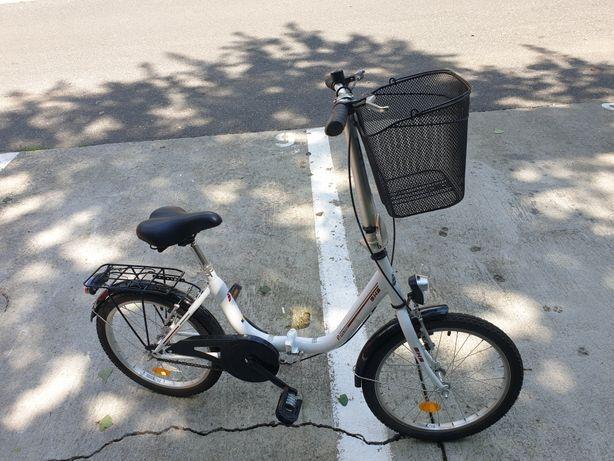 Bicicleta DHS pliabila