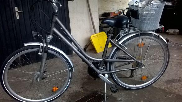 """Английски дамски велосипед за града - марка """"RALEIGH"""