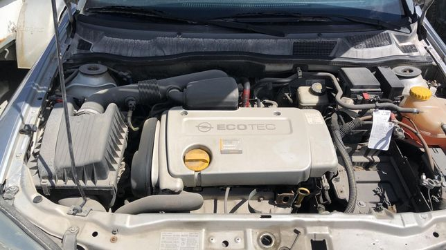 Dezmembrez Opel Astra G 1.6 z16xe