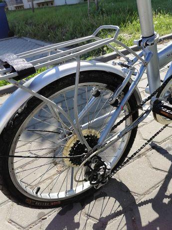 Vând bicicletă pliabilă pentru copii stare bună