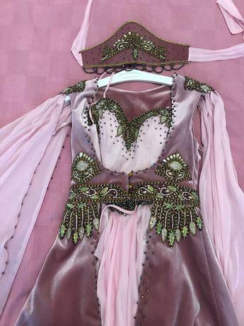 Традиционна рокля от 5 части/рокля за специални поводи