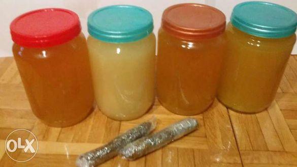 Пчелен Мед и Орехи от Производител