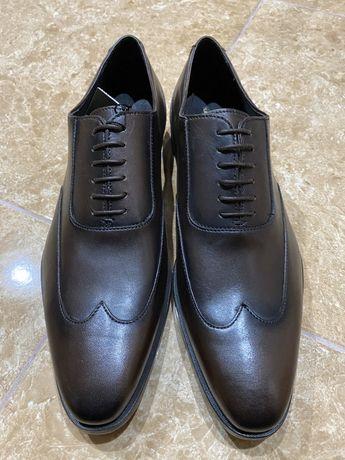 Pantofi de piele Zara