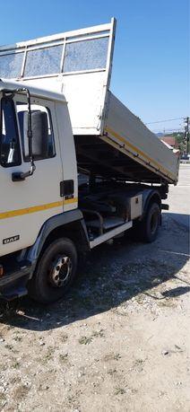 Camion daf basculabil