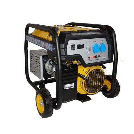 Generator Curent Stager FD6500E, 5 kW, Pornire Electrica