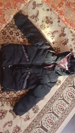 Женская куртка зимная