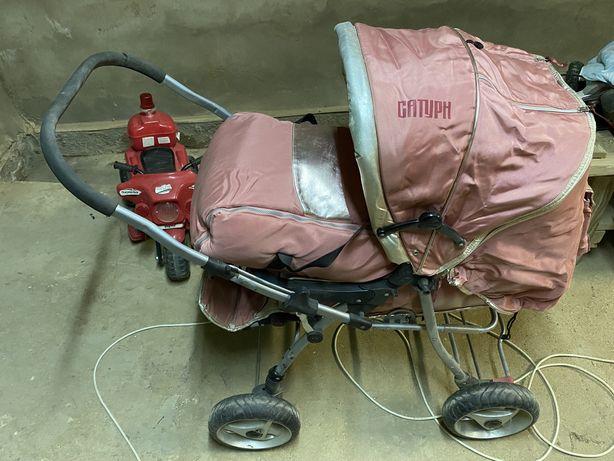 Бесплатно детская коляска