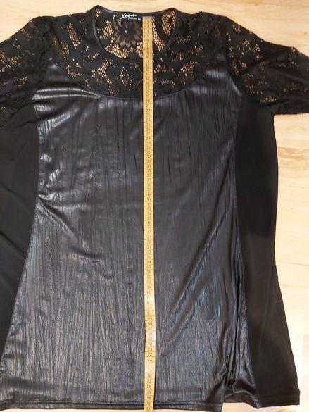 Туника рокля  с дантела