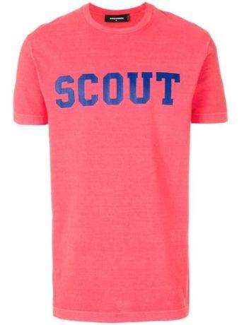 Оригинална тениска Dsquared размер С size S