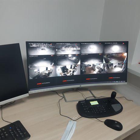 Видеонаблюдение hiwatch , автоматика, домофон,пожарная сигнализация
