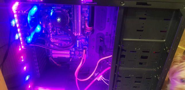 Cистемный блок Core I7-3770/Gigabyte Z77/OЗУ 8 Гб/ SSD 120 ГБ/HDD260ГБ