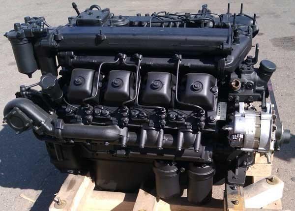 Двигатель КАМАЗ 740.30 (ЕВРО-2)
