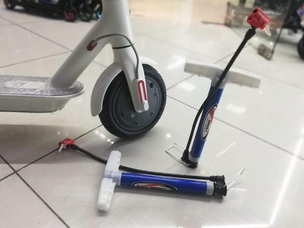 Насос Snoky для велосипеда, электросамоката Насос для подкачки мяча