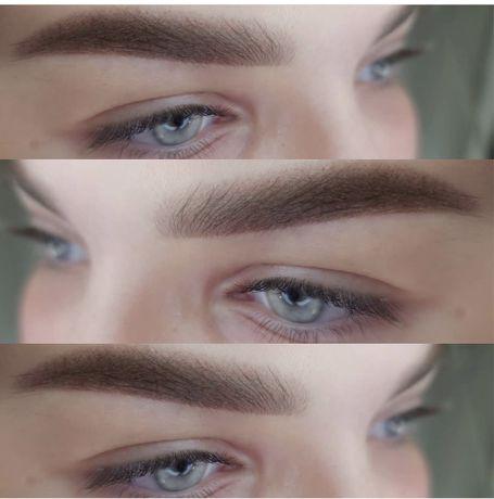 Модели на Пудровый Перманентный макияж