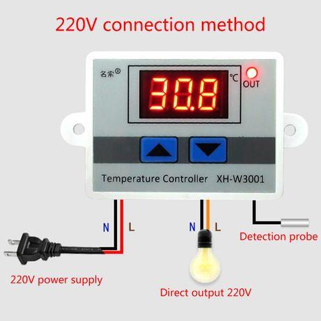 Автоматични датчици за светлина и управление