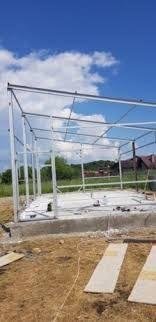 Vand structuri metalice și hale complete facem ori ce dimensiune doreș