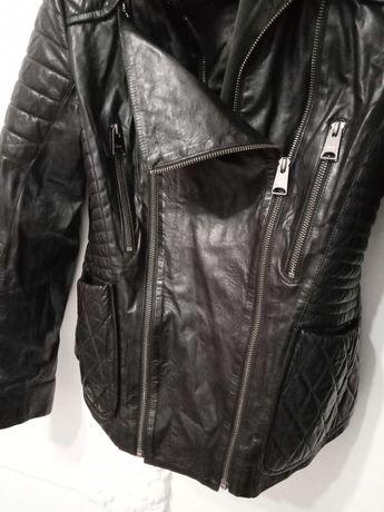продам куртку кожаную женскую