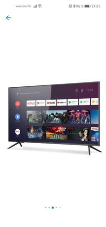 Televizor Allview 40ePlay6000-F/1, 101 cm, Smart Android, Full HD, LED