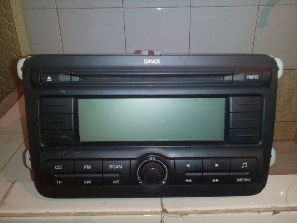 Авто Радио и CD за Skoda, VW, Seat... (ОРИГИНАЛНО)