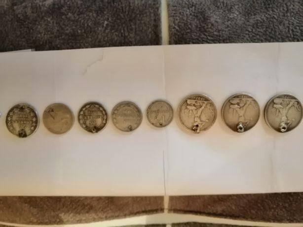 Продам монеты старинные для коллекционеров из-за ненадобностью. (удов)