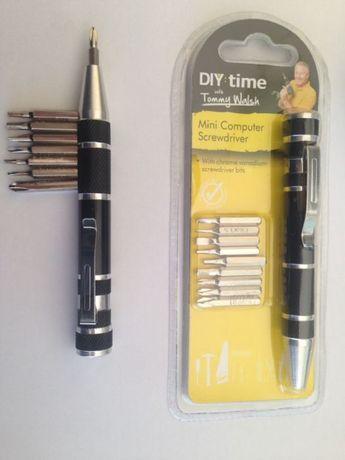 Джобна отверка тип писалка