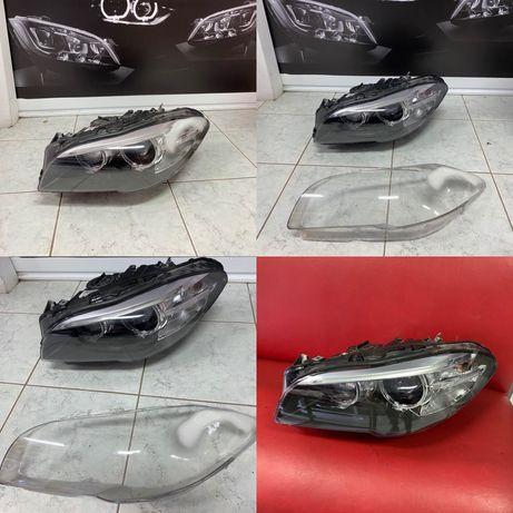 Bmw F10 F11 Lci Facelift Ремонт Рециклиране Фар Фарове
