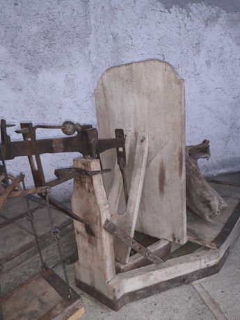 Cantar antic de lemn