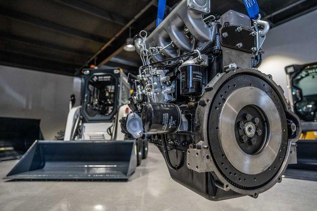 Двигатель на вилочные подгрузчики, кары, мини-погрузчики