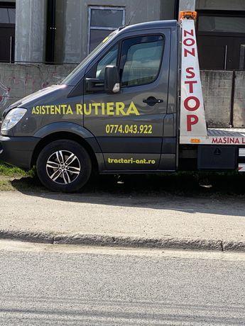 Asistenta Rutiera/Tractari Auto/Moto/Itp/Rar/Service Auto