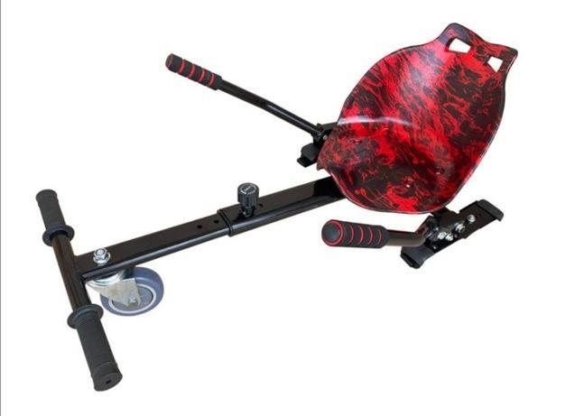 Hoverkart rosu pentru toate Hoverboard urile