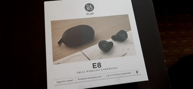 Căști Bluetooth, B&O Play E8