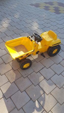 Tractoraș cu pedale CAT ,copii 2-5 ani!