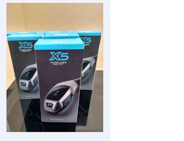 Модулятор x5. Bluetooth,флешка, громкая связь!