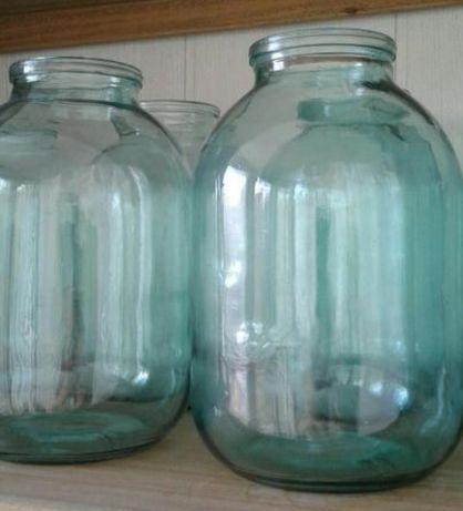 3 х литровые банки