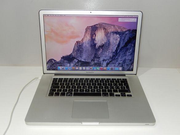Macbook Pro A1286 15-inch, Early 2011 i7 / 16GB RAM / 1TB HDD