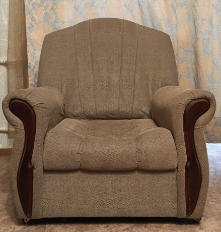 Кресло очень удобное