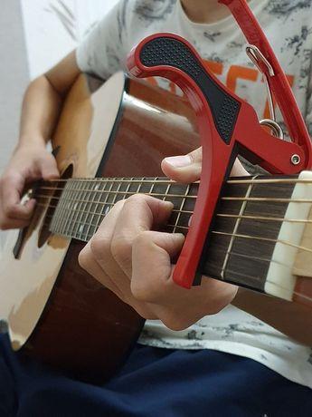 Каподастр. Зажим для гитары