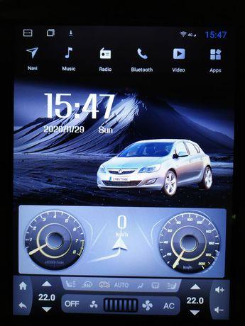 Navigație android  tesla Opel astra j