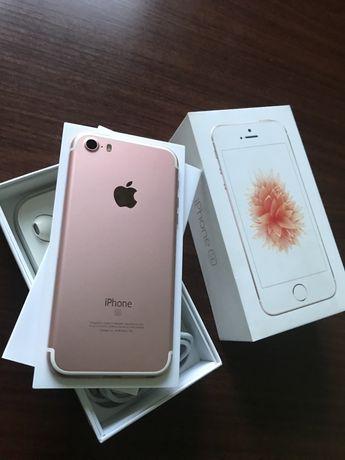 Iphone SE 16Гб Rose Gold  (Эксклюзивная сборка не 5s)