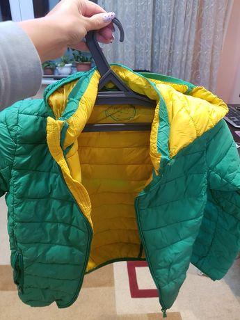 Детские куртки,zara,benetton,next