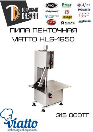Пила ленточная VIATTO HLS-1650 Бесплатная доставка Алматы.