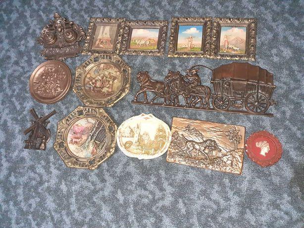 Obiecte de arta, tablouri si figurine vechi