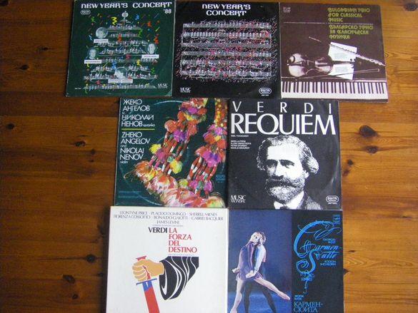 Грамофонни плочи история, литература, детски песни, хорови творби
