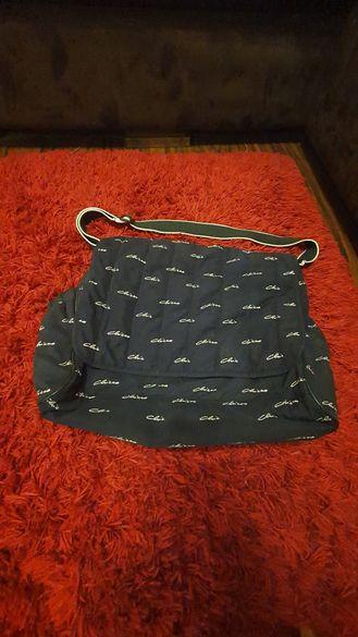 Чанта с капак-повивалка CHICCO
