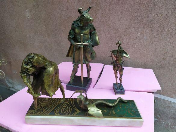 Скулптури-Бронз