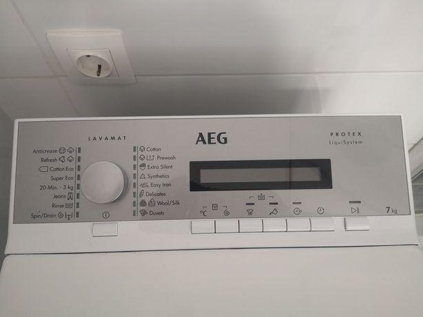 Masina de spalat rufe Aeg Lavamat - defecta / dezmembrare