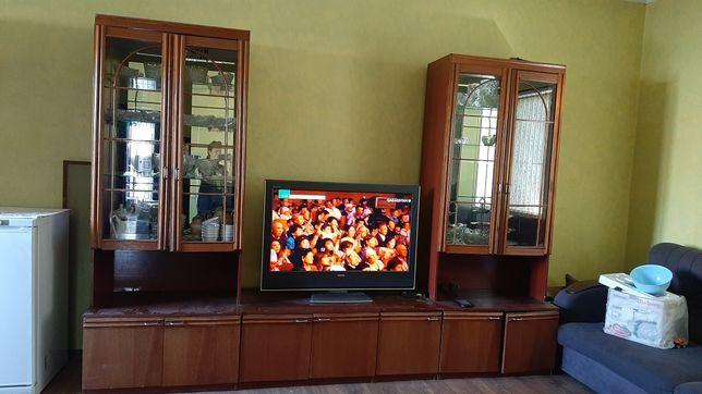 Стенка с телевизором toshiba